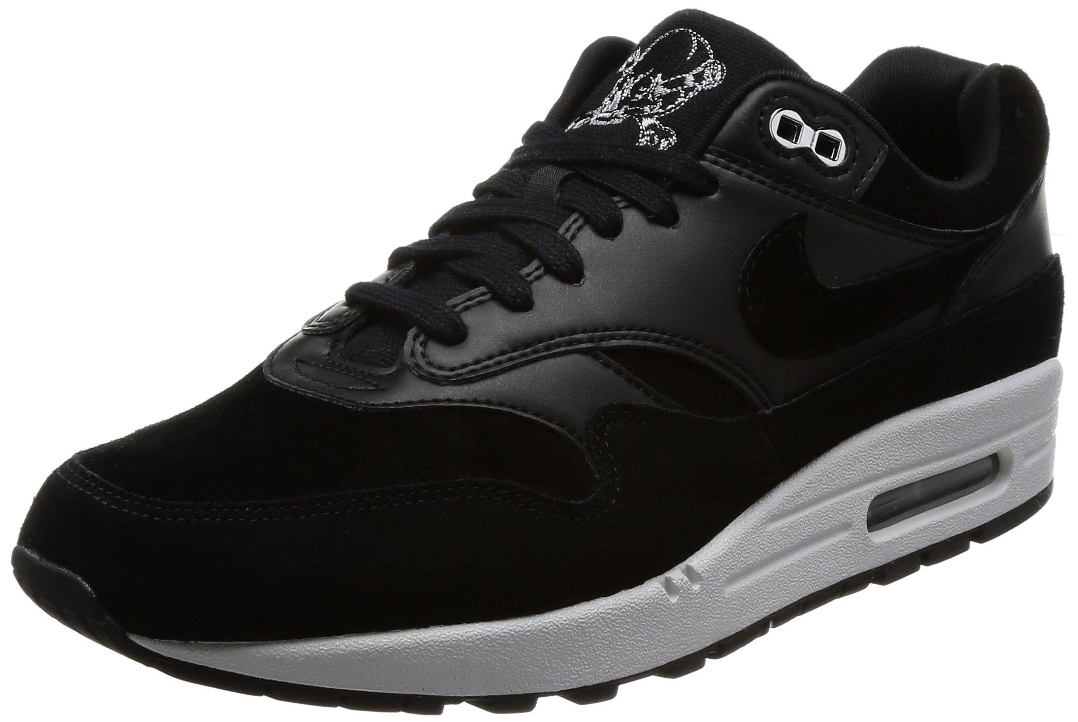 best wholesaler meet large discount Galleon - Nike Mens Air Max 1 Premium Skulls Black/Chrome ...