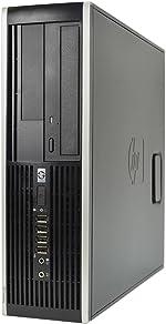 HP Elite 8200 SFF Business Desktop Computer, Intel Core i7-2600, 2TB
