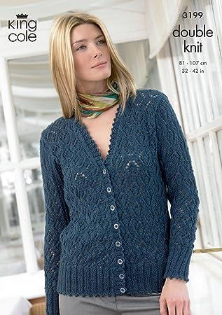 3903a1004 Amazon.com  King Cole Ladies Sweater