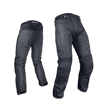 RST Motorcycle Pro Series 1703 Ventilator Textile Jean Black