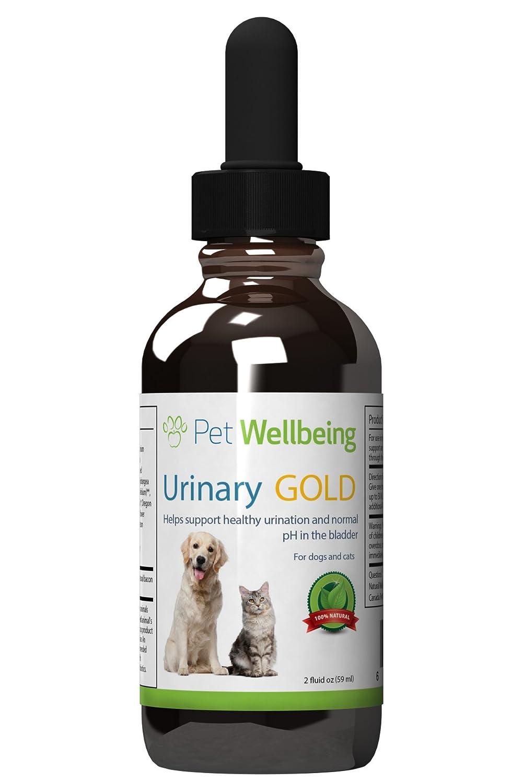Pet Wellbeing Urinaria De Oro Para Los Gatos - Soporte ...