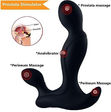 Anal Próstata Juguete Circulación Plug Sanguínea Masaje Sex WED29HIY