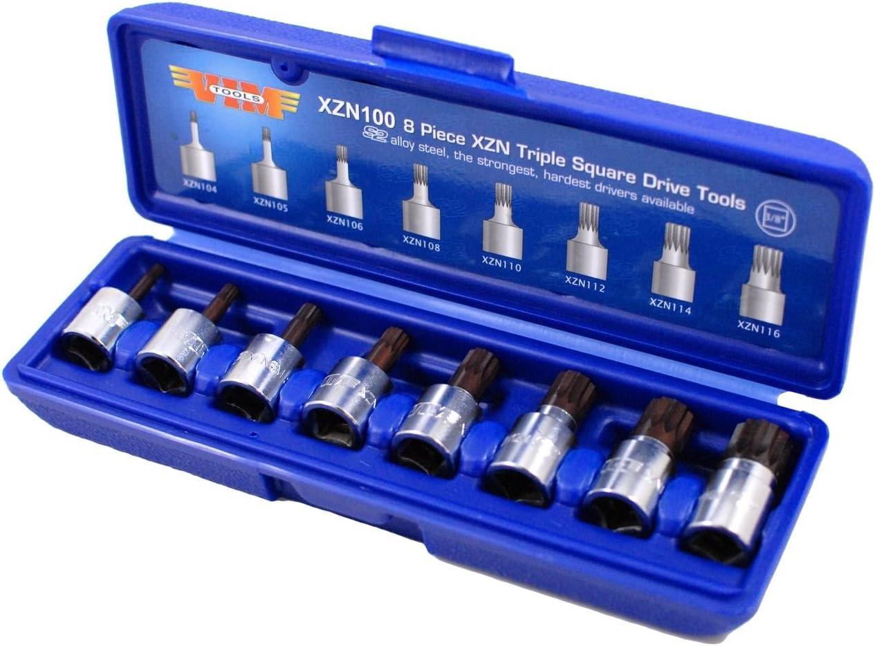 VIM Tools XZN414 12pt Triple Square 14mm Socket