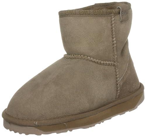 Emu Stinger - Botines de piel de oveja con forro para mujer: Emu: Amazon.es: Zapatos y complementos