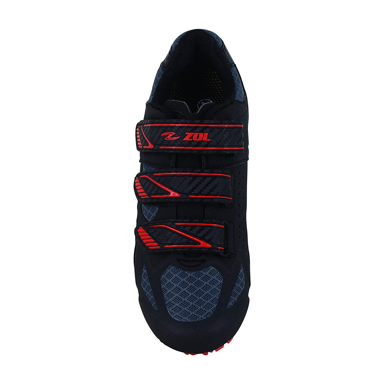 Zol Predator MTB Mountain Bike and Indoor Cycling Shoes