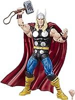Marvel Legends Series Thor - Figura de acción de 15 cm coleccionable y vintage inspirada en las historietas en...