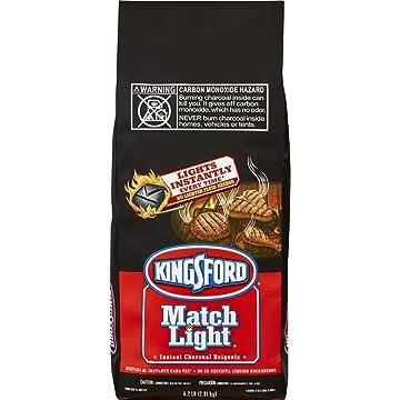 powerful Kingsford Match Light