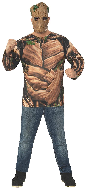 Rubies - Avengers Endgame Teen Groot Adult Costume Top 716kzf-l0hL