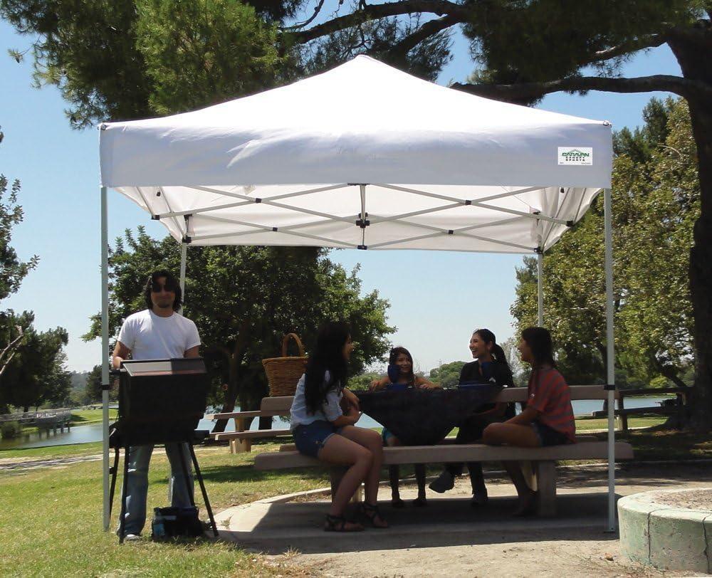 Caravan Canopy TitanShade 10 x 10 pies Canopy: Amazon.es: Jardín