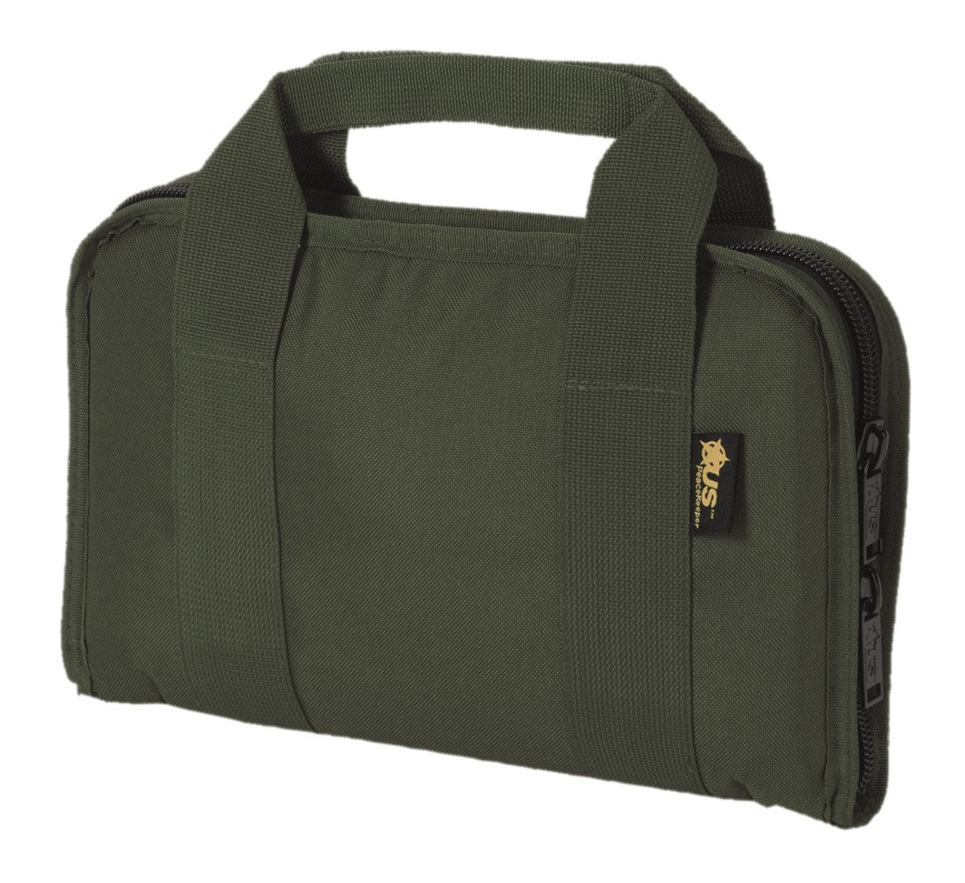 US PeaceKeeper P21107 Attache Gun Case (Olive Drab Green) by US PeaceKeeper Products