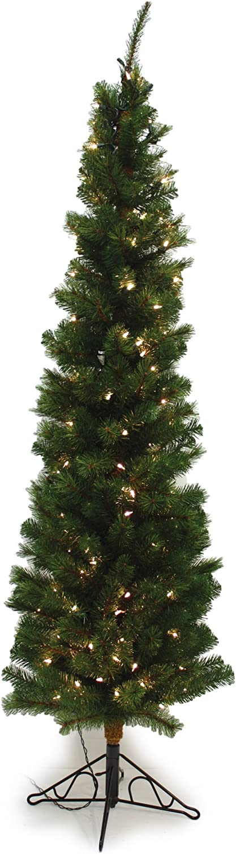 Special Happy Corp LTD 96309 Slim Aspen Pine Tree, 6-Foot