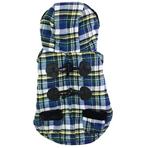 Ranphy - Ropa para perros con capucha para chaqueta de chaqueta de ...