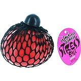 Infectious Disease Balls - Stress Balls - ThinkGeek (Cooties - Red)