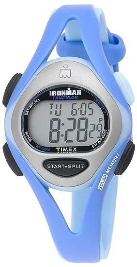 Timex T5B721 - Reloj digital de mujer con correa de plástico: Timex: Amazon.es: Relojes