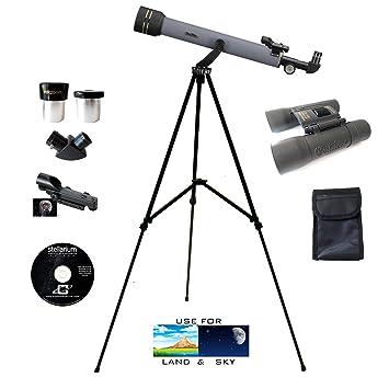 600mm X 50mm Astronomical Terrestrial Telescope