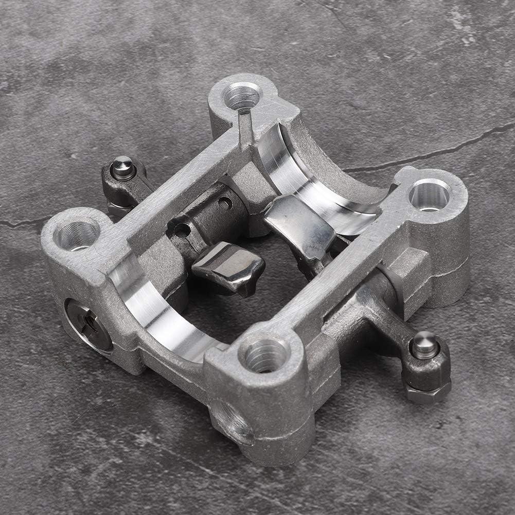 Kipphebelhalter 64 mm Kipphebel Nockenwellenhalter Halterung Passend f/ür GY6 50 80ccm Roller ATV 139QMB 137 QM