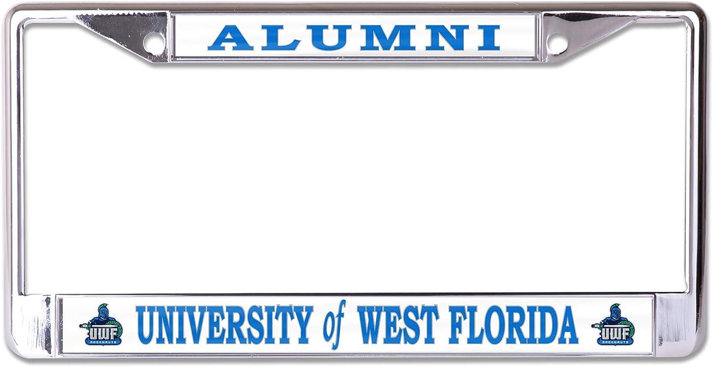 University of West Florida Alumni License Plate Frame