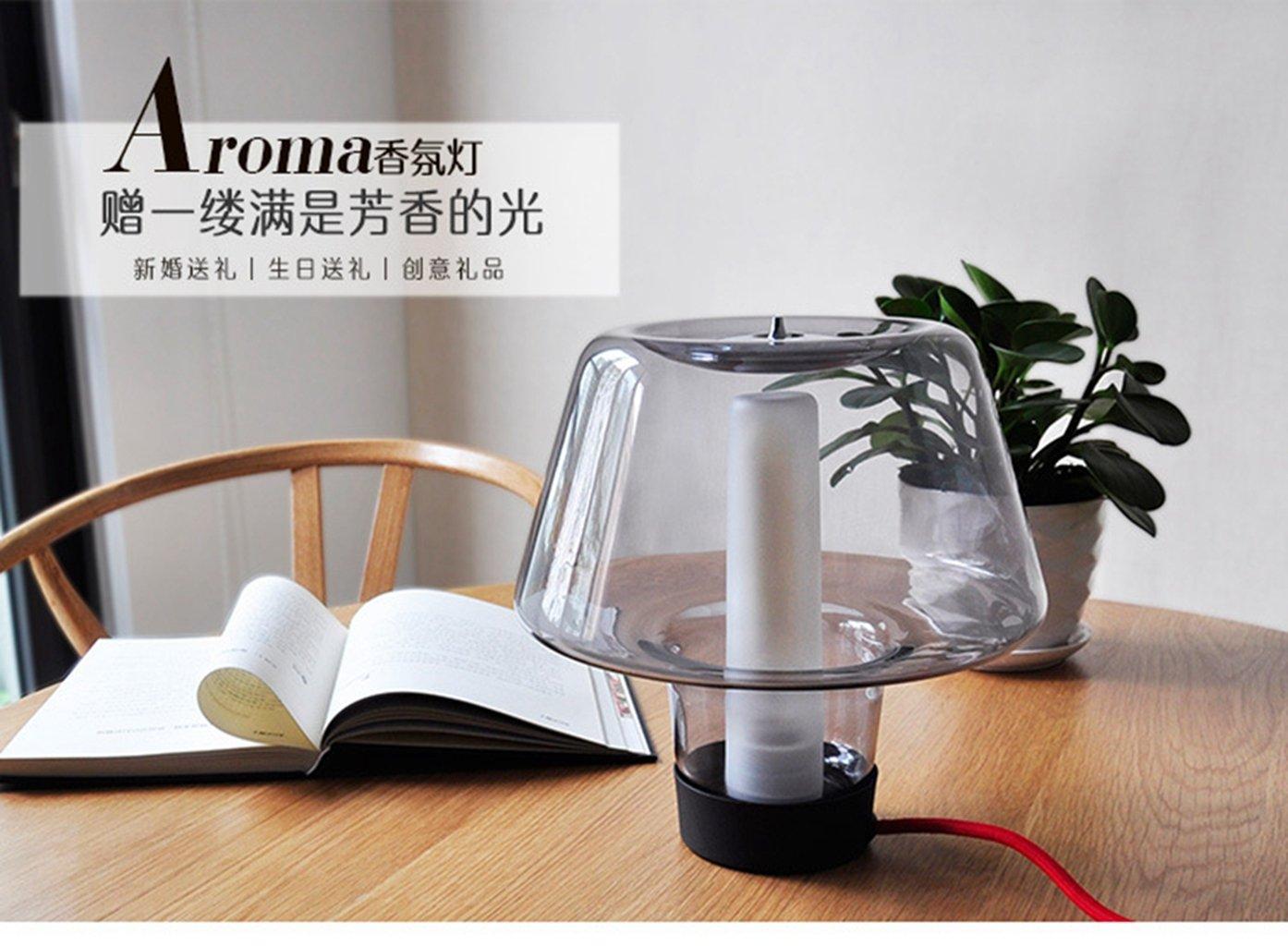 Personalisierte, modern und einfach, kreative Art und Weise, Wohnzimmer, Schlafzimmer, Nachttischlampe, warme Schreibtisch, Stecker Radio Lichter, Aromalampen,