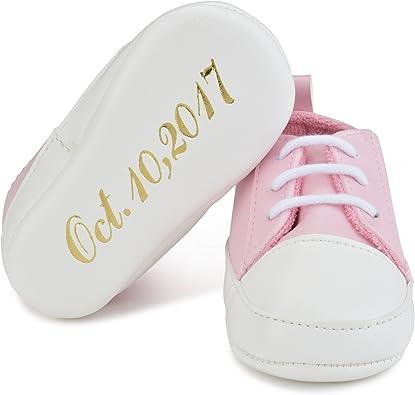 BabyShoe Personalized Baby Girl Sporty
