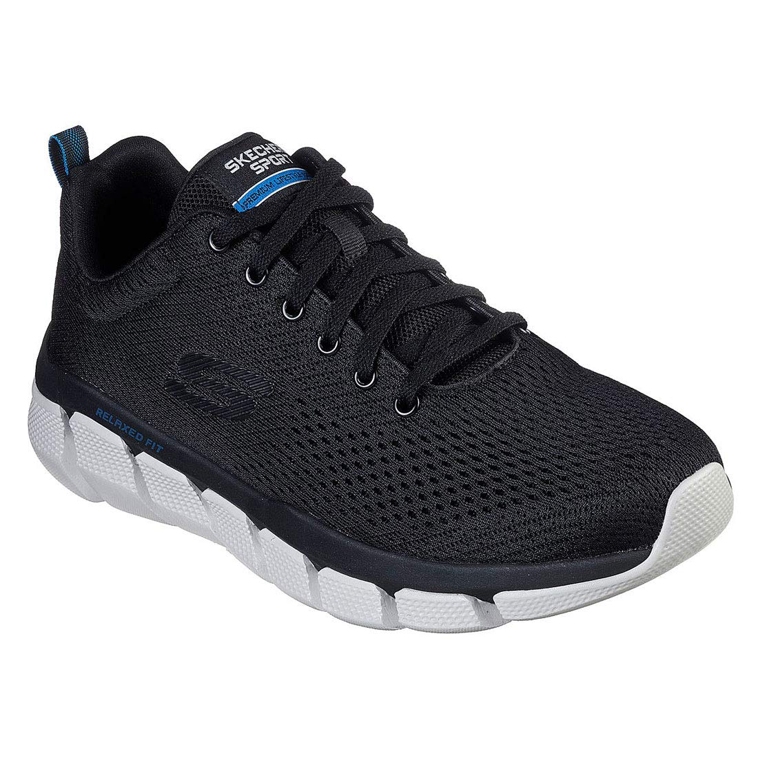 Skechers Flex 3.0 Verko 52857 Mens Gray Athletic Cross Training Shoes