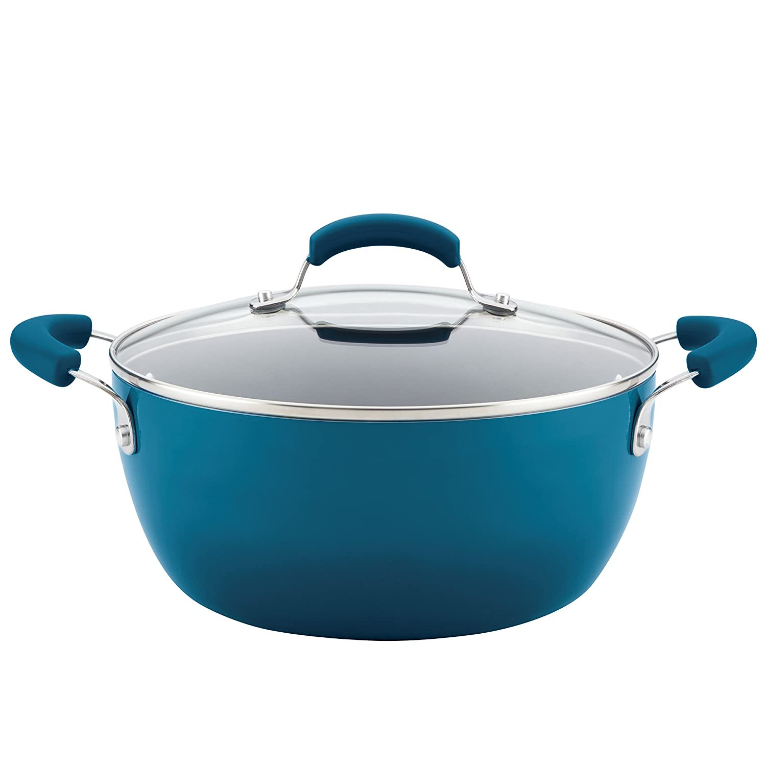 Rachael Ray Nonstick 5.5-Quart...