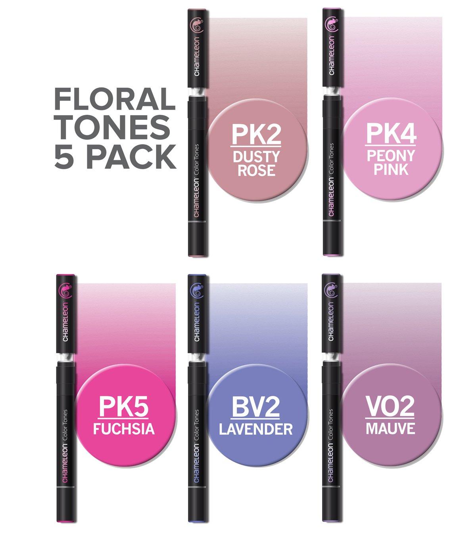 chameleon color tones marker set22 color set amazon ca home