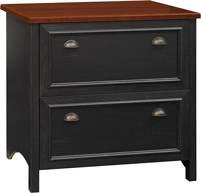 The Best Bush Furniture Stanford Lateral File Cabinet