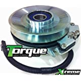Replaces John Deere PTO Clutch TCA12522, ZTrak M653 M655 & M665 - Bearing Upgrade!