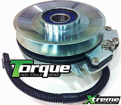 Amazon.com : Xtreme Outdoor Power Equipment X0325 Replaces John Deere Mower PTO Clutch Z-Trak 757 Below 040000 Free Bearing Upgrade! : Garden & Outdoor