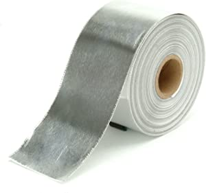 "Design Engineering 010413 Cool-Tape Plus Self-Adhesive Heat Reflective Tape, 2"" x 60' Roll"