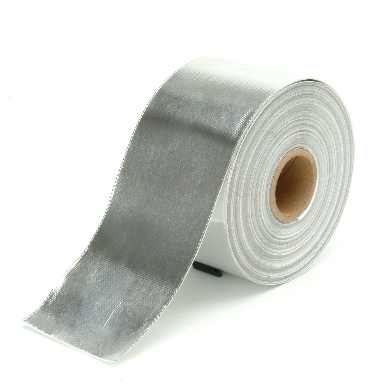 DEI 010413 Cool-Tape Plus Self-Adhesive Heat Reflective Tape, 2'' x 60' Roll