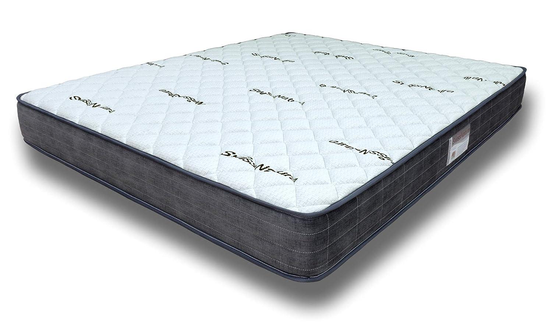 SwissNatura Zen. Colchón 90x190 viscoelastico Media Gama Gran Confort colchón Fino ni Grueso (22cm.). Ideal para niños, Jovenes, Adultos, Personas Mayores ...