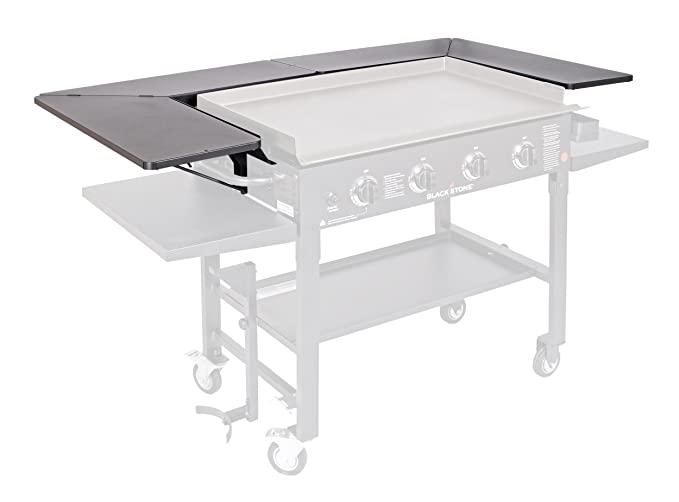 Blackstone Signature Accessories - 36 Inch Griddle Surround Table Accessory - Powder Coated Steel (Grill not Included and Doesnt fit The 36