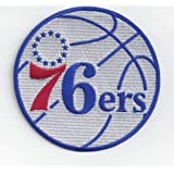 Emblem Source Philadelphia 76ers Alternate Logo 3 inch Collectors Patch