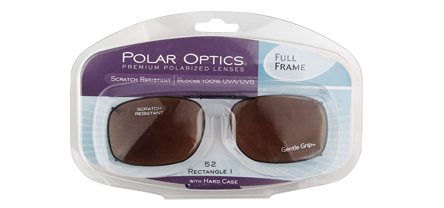 b016674e67b Amazon.com  POLAR OPTICS CLIP ON 52 REC 1 Full Frame  Clothing