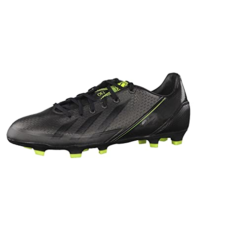 buy popular fc836 37ed6 adidas Performance, Scarpe da calcio uomo Nero   giallo neon 7,0 UK -