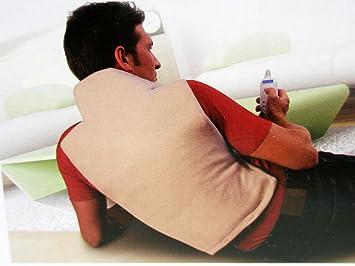 ONOGAL Almohadilla Chaleco CERVICAL Electrica Terapeutica Calor Cuello y Espalda 2592g: Amazon.es: Hogar