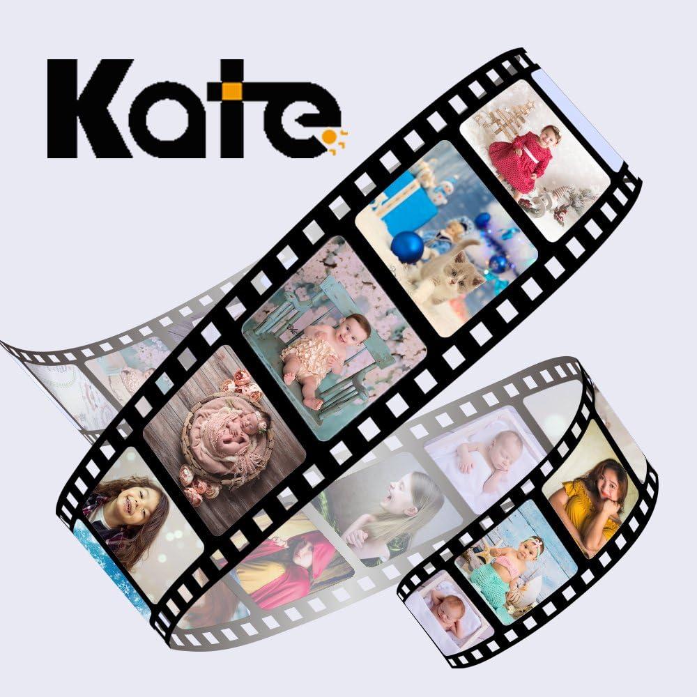 Kate blanco ladrillo Pared piso de madera fondo fotogr/áfico estudio tel/ón de fondo sin costuras de fotos 5/x 7ft//1.5/x 2.2/m
