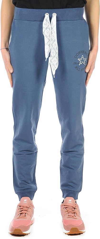 Converse 7439 - Chándal de Forro Polar para Mujer, Color Azul Azul ...