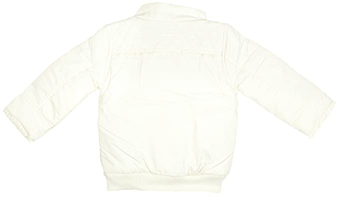select for original super specials terrific value Girls Baby Toddler Chainstore Padded Cream Winter Jacket ...