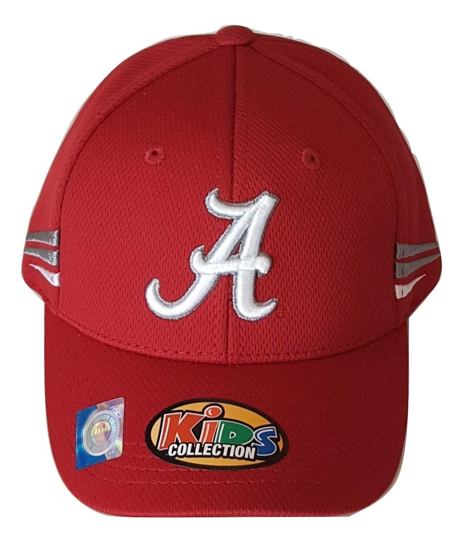 best cheap d0365 b5471 Amazon.com   Alabama Crimson Tide Youth Cap Adjustable Hat   Sports    Outdoors