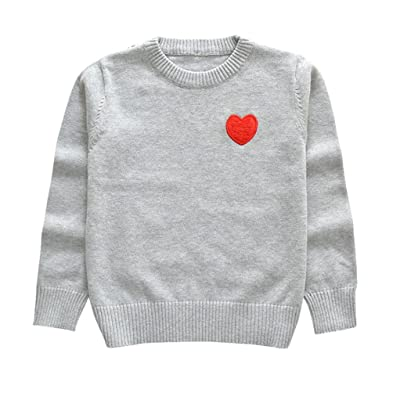 Botrong® Kid Baby Girl Boy Knitted Sweater Pullovers Tops Outfits Clothes