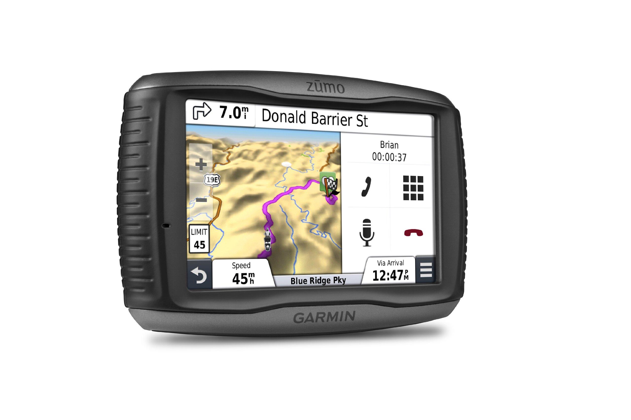 Garmin Zumo 590LM by Garmin (Image #3)