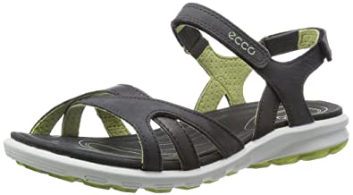 ECCO Cruise, Women's Athletic & Outdoor Sandals, Brown - Braun  (DarkShadow/Peppermint