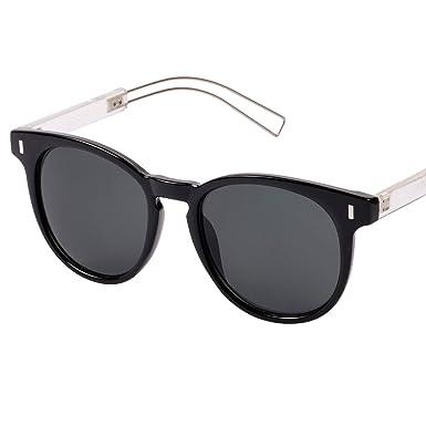 2 PC Classic Vintage Men Fashion PILOT Sunglasses Racing Sports Glasses WHITE