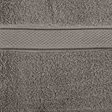 Pinzon Blended Egyptian Cotton 6-Piece Towel