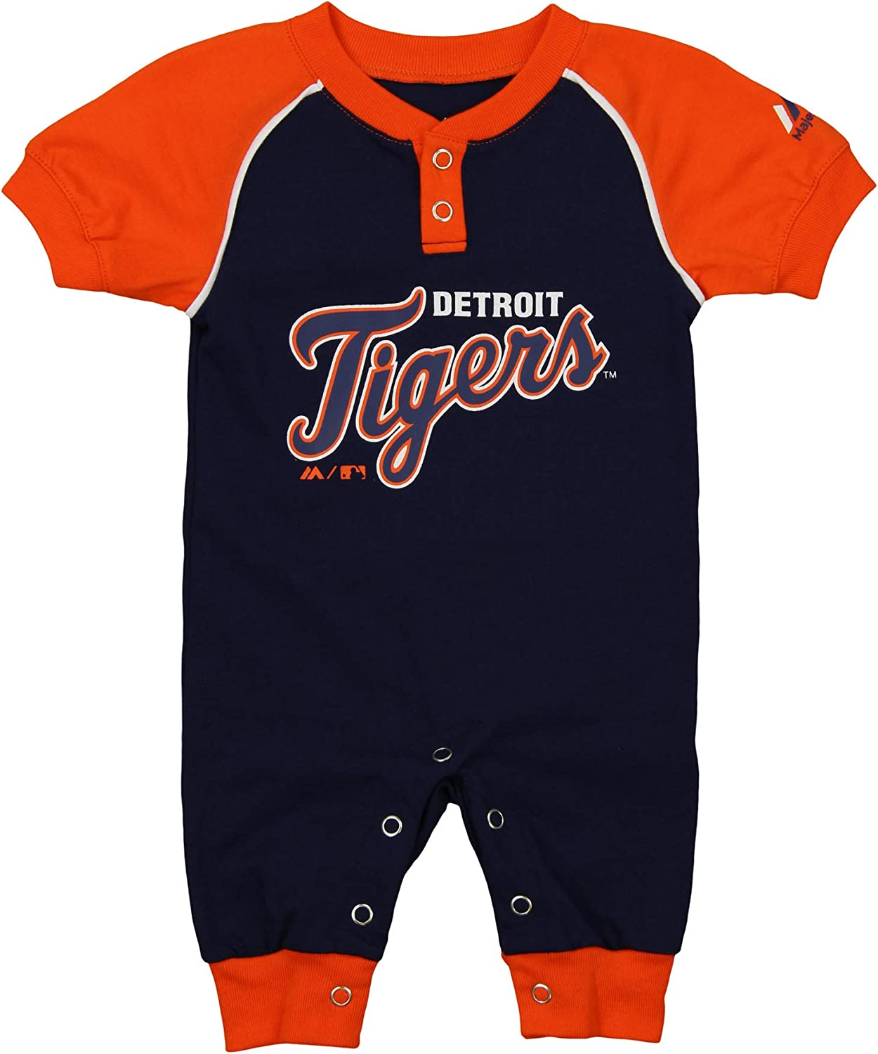 Outerstuff New York Mets Royal Coverall Infant Baby