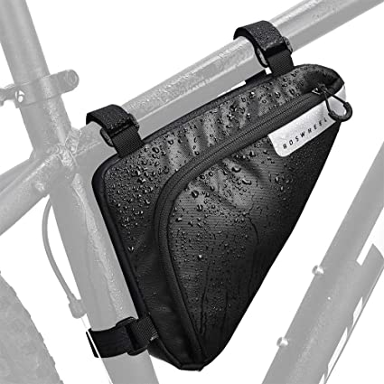 Bicycle Bag Bike Storage Front Frame Top Tube Triangle Water Bag Cycling Pouch