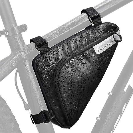 WOTOW Paquete de Almacenamiento de Bicicleta Bolsa, Bicicleta Tubo ...
