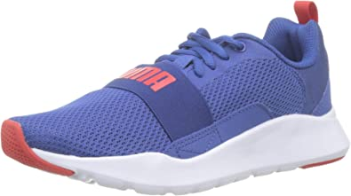 PUMA Wired Jr, Zapatillas de Running Unisex Niños: Amazon.es ...